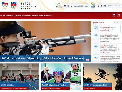 <strong>Český olympijský výbor</strong>