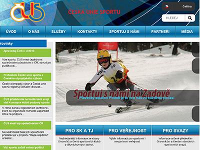 <strong>Česká unie sportu</strong>