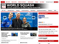 <strong> World Squash Federation</strong>