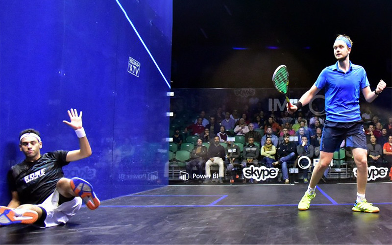 Mistrovství světa mužů ve squashi