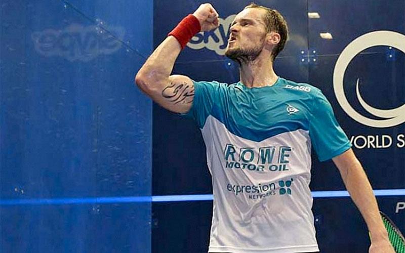 Mistrovství světa mužů ve squashi 2015