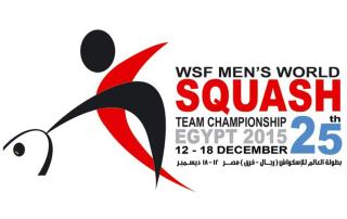 mistrovství světa družstev mužů ve squashi