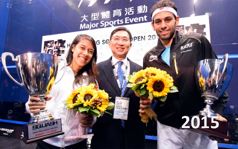 PSA Hong Kong Open