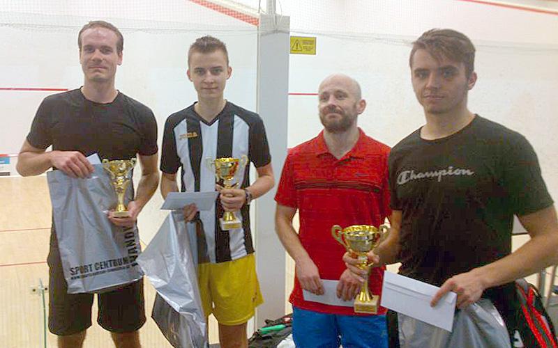 Velká Cena Moravské Slavie ve squashi