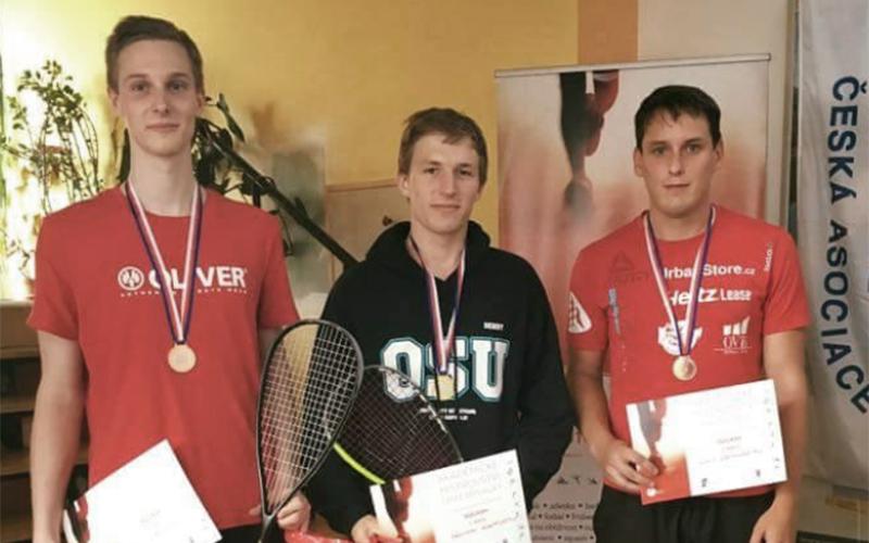 Akademické mistrovství ČR ve squashi 2016