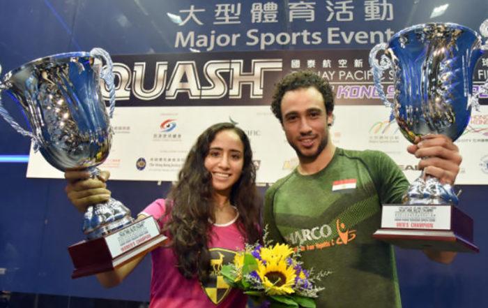 Hong Kong Squash Open 2016