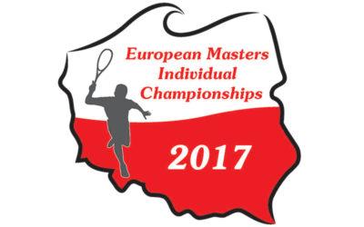 European Squash Masters Individual Championships 2017