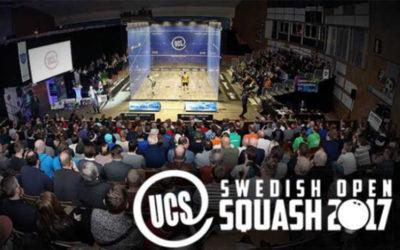 UCS Swedish Open Squash