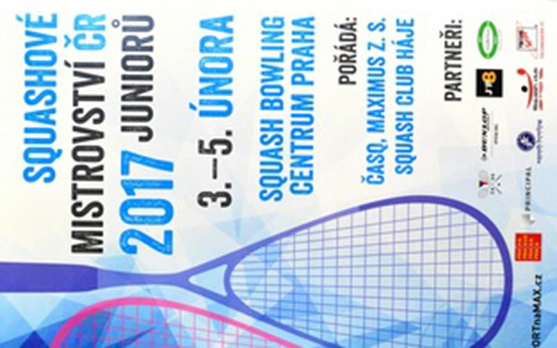 Mistrovství republiky juniorů ve squashi