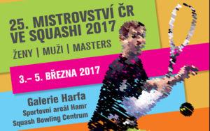 Jubilejní Mistrovství ČR ve squashi