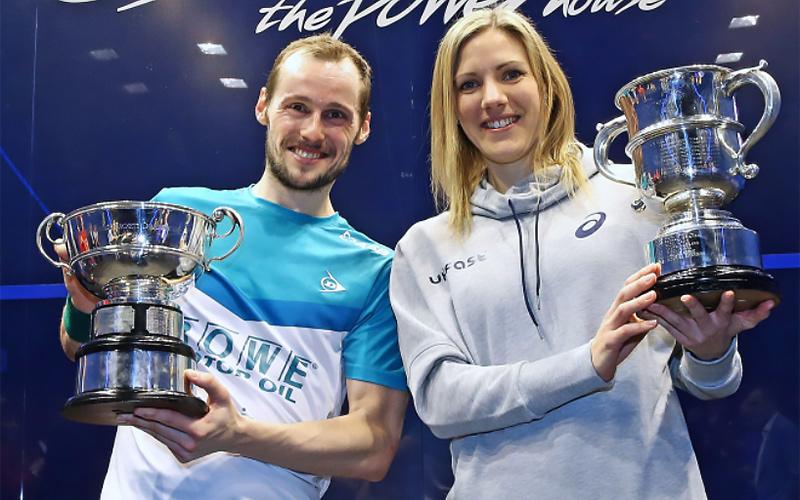 Allam Squash British Open 2017