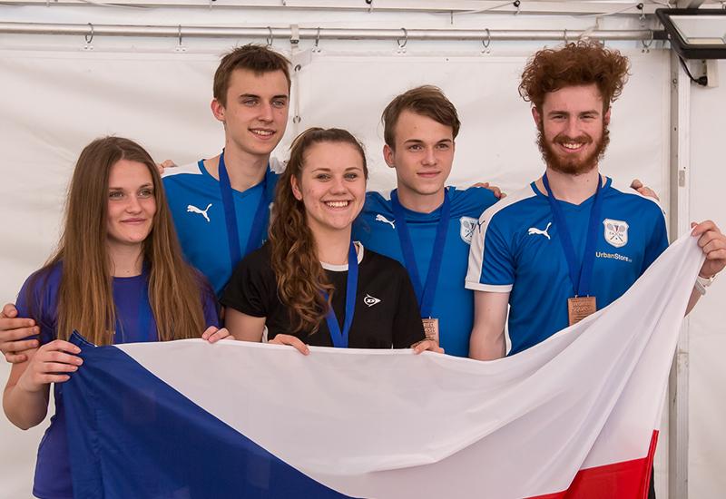 Mistrovství Evropy juniorů ve squashi U19